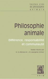 Couverture de Philosophie animale